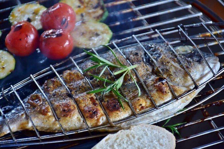 Grilltipps: Fisch richtig gillen